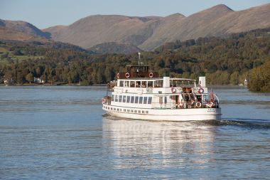 See the whole length of Lake Windermere in 2 ½ hours