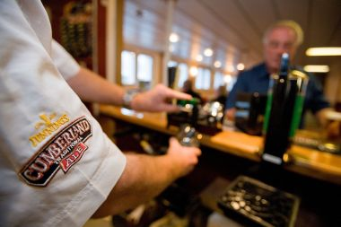 Fully licensed bar on board