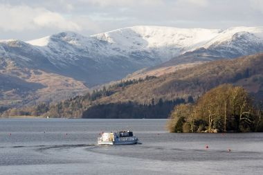 Our launches (boats) are all heated & serve warm drinks