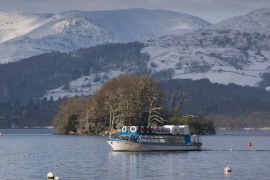 Islands Cruise runs every day except Christmas Day