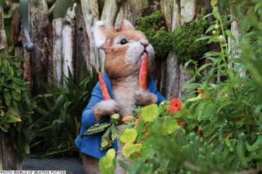 World of Beatrix Potter (10 mins walk from Bowness Pier)