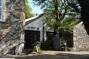 Armitt Museum, Library & Gallery in Ambleside village