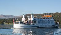 Windermere Lake Cruises makes latest Top Ten 'Paid For' attractions list