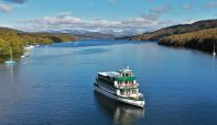 MV 'Swift' officially handed over to Windermere Lake Cruises