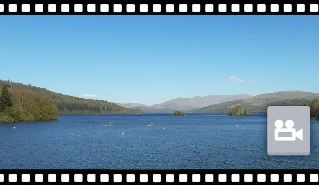 A still from Bowness webcam