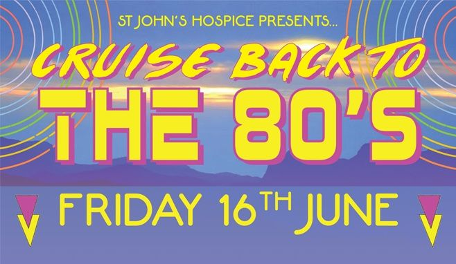 Cruise back to the 80s