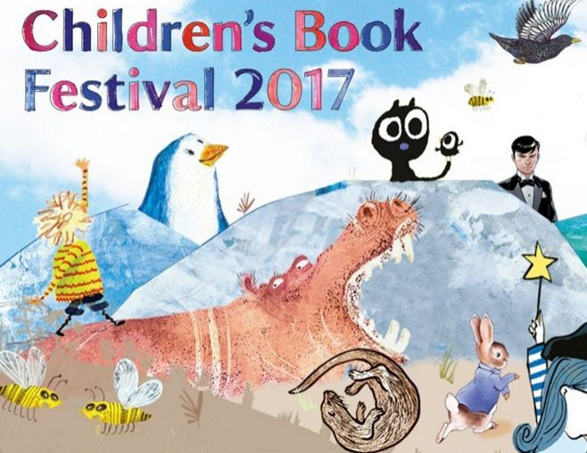 Travel by boat to the Children's Book Festival at Wray Castle
