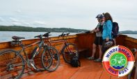 Lake District's only 'Bike Boat' gears up for summer holidays