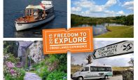 Explore Beatrix Potter country car free  with newly extended 'Cross Lakes Experience'