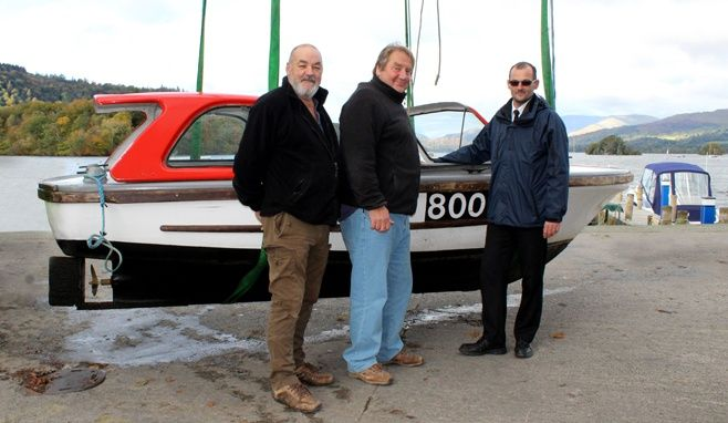 Windermere hire boat fleet goes all electric