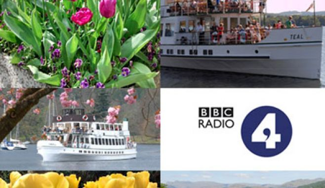 BBC Radio 4's Gardeners' Question Time on Windermere