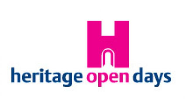 Heritage Open Days (10-13 September 2015)