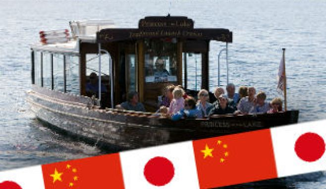 New push to attract Chinese and Japanese visitors to the Lakes