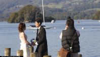 Growing trend sees Chinese tourists heading to Lakes to snap pre-wedding photos