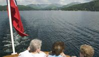Popular 'Pensioner Days' return to Windermere Lake Cruises