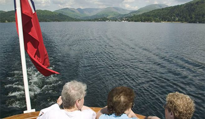Popular 'Pensioner Days' return to Windermere Lake Cruises