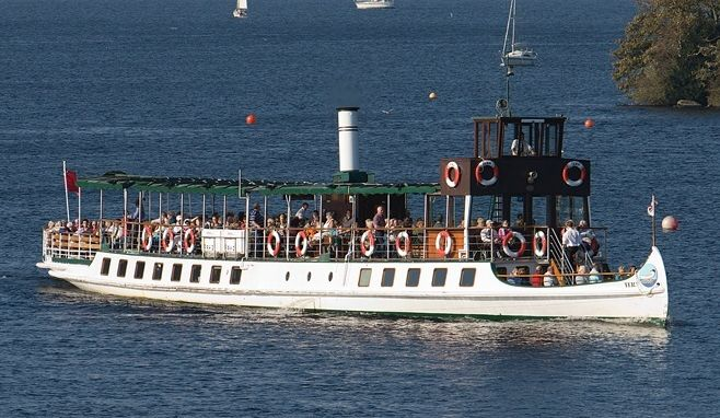 Day of celebrations planned to mark iconic steamer's 125th birthday
