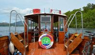 First ever daily services to new Windermere jetty