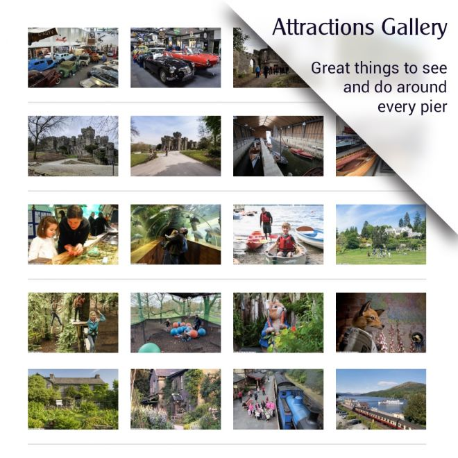 Attractions gallery