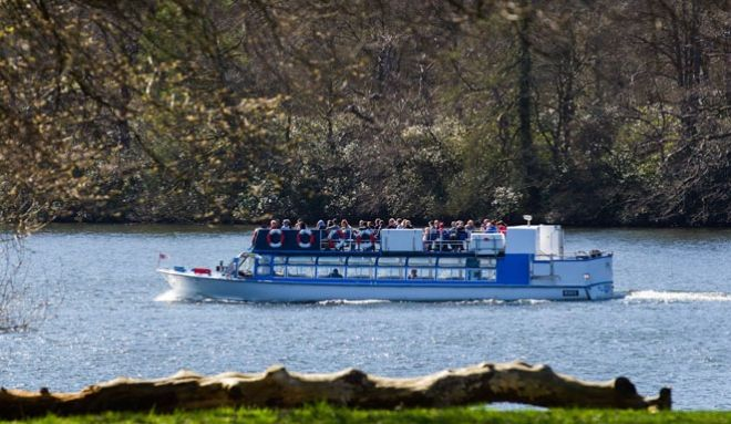 An earlier launch service leaving Bowness