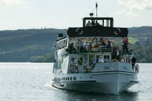Give your group a day out to remember on board a Windermere Lake Cruise.