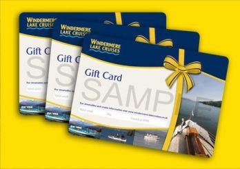 Samples of our gift cards