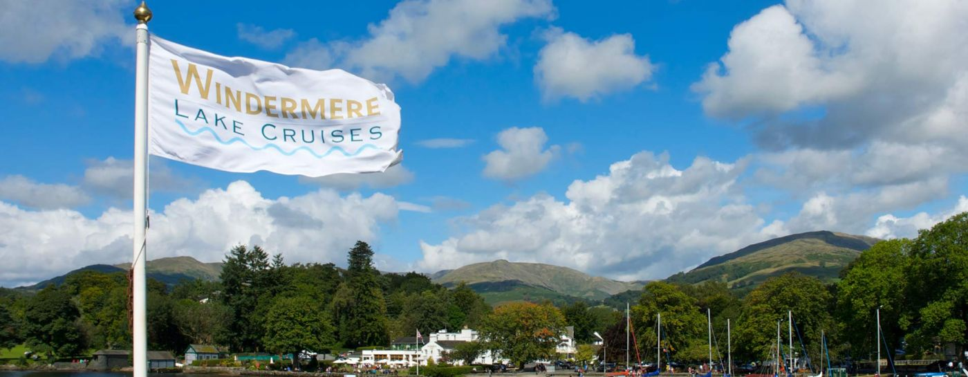 Keep up-to-date with Windermere Lake Cruises
