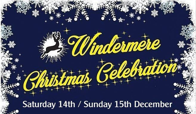 Windermere Christmas Celebration logo