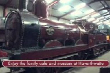 Combine a cruise with the steam railway
