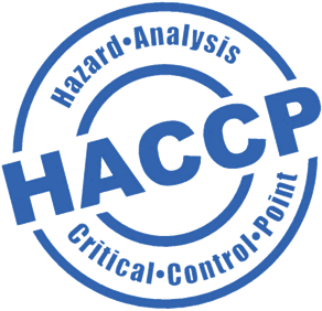 Hazard Analysis Critical Control Point Logo