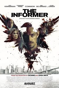 UK film poster for The Informer