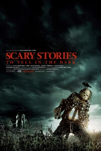 UK film poster for Scary Stories to Tell In The Dark