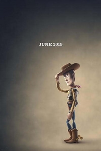 UK film poster for Toy Story 4