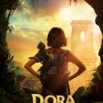 UK film poster for Dora and the City of Lost Gold