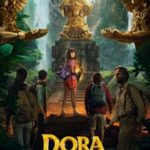 UK film poster for Dora and the Lost City of Gold