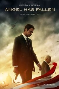 UK film poster for Angel Has Fallen
