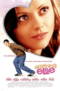 UK film poster for Anything Else