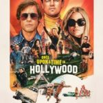UK film poster for Once Upon a Time...in Hollywood