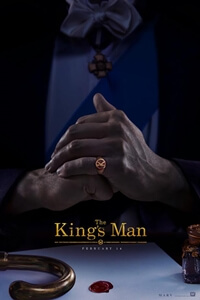 UK film poster for The King's Man