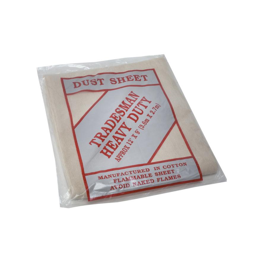 self storage dust sheet
