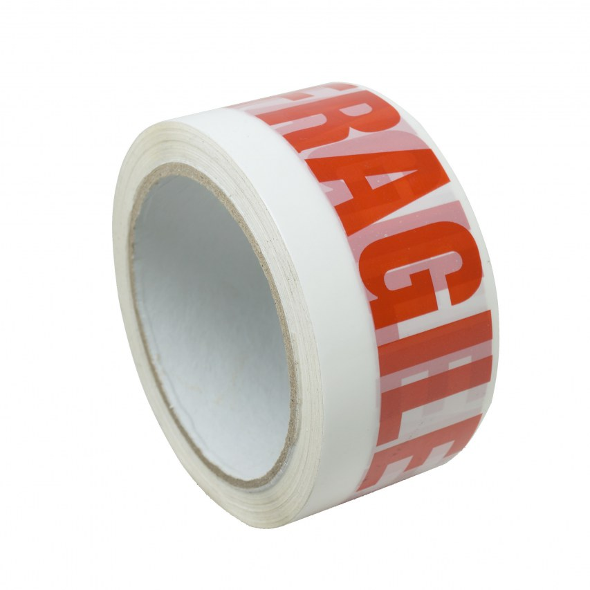 Self Storage fragile tape