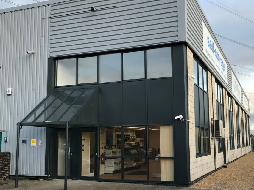 Aylesbury Self Storage and offices to rent