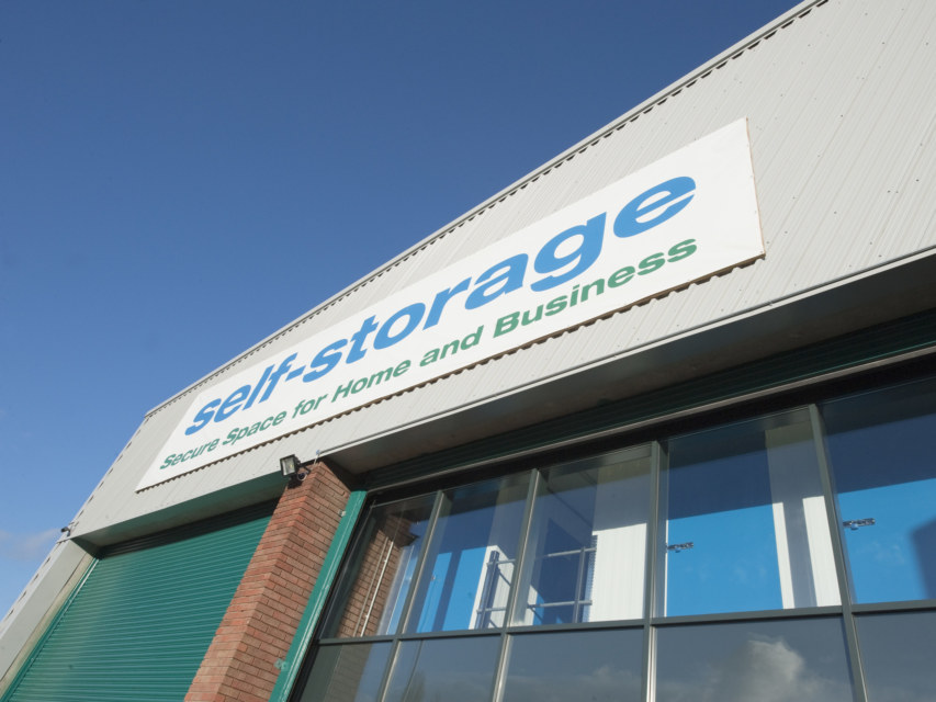 Self Storage Dunstable