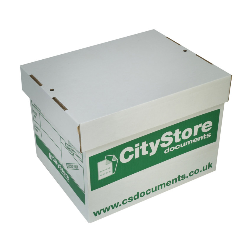 Self Storage Archive box