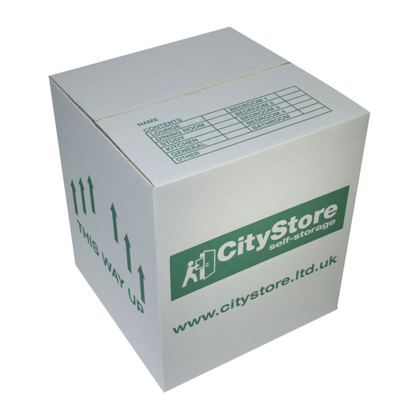 Self Storage Medium Box