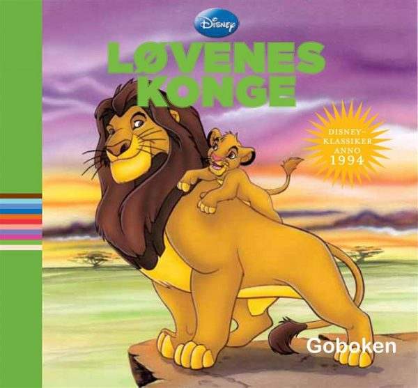 Løvenes konge – Lydbok 2