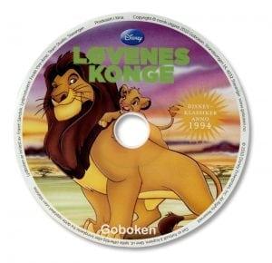 Løvenes konge - Lydbok