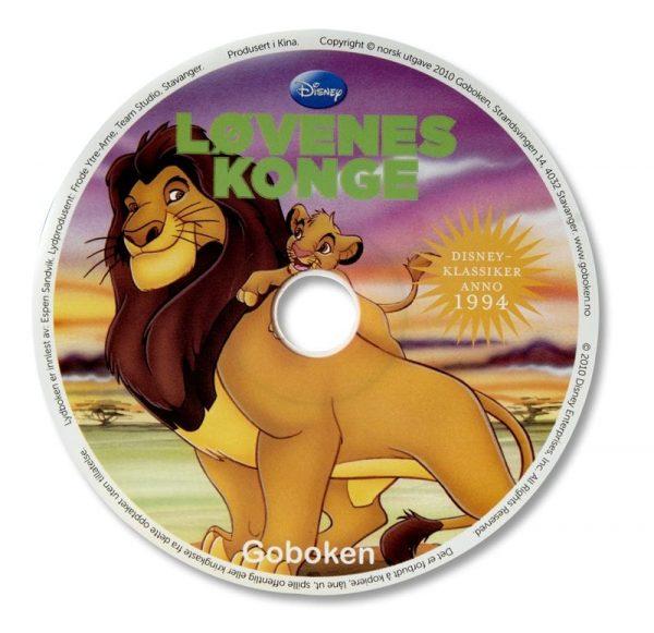 Løvenes konge – Lydbok 1