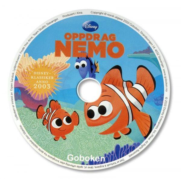 Oppdrag Nemo – Lydbok 1