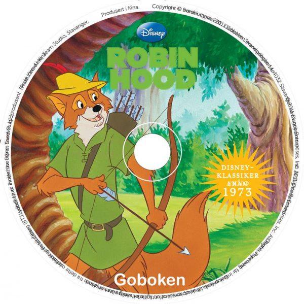 Robin Hood – lydbok 1